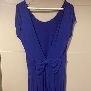 Blue Forever 21 dress size L